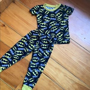 Gymboree Batman Pajamas